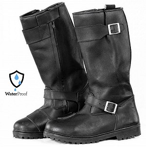 LONGTOUR CHOPPER WATERPROOF MC BOOTS 6005