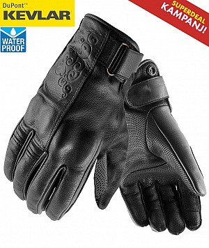 KEVLAR HIGHWAY WATERPROOF MC GLOVES
