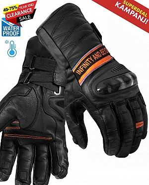 HD CHASE TOURING WATERPROOF MC GLOVES