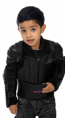 CE- Approved Protective Jacket Junior