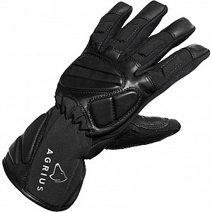 AGRIUS Warp Leather Motorcycle 510220106 MC GLOVES