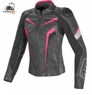 XPR ATA Prospect Dam mc leather jacket 11268