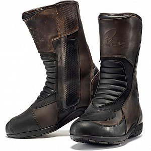 Black Freelander WP Touring 5272 Touring Motorcycle Boots