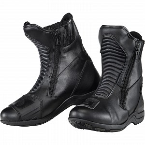 Agrius Draco WP Motorcycle Black 51087 Touring MC boots