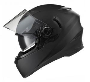 BNO F06 INTEGRAL SUNVISOR MATT BLACK Mc helmet