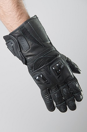 ATA X-tech Ride Black Mc Gloves