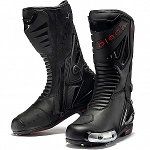 Black Panther Sports 52660144 BLACK Motorcycle boots