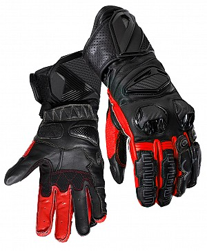 ATA ATOMIC FORCE RED MC GLOVES