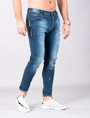 SUPREME AV8 FREEPORT CARROT FIT JEANS