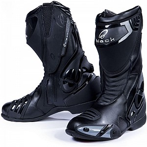 Black Venom 5043-0107 Motorcycle boots