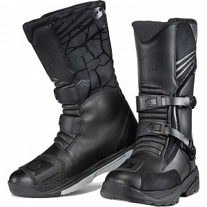 Agrius Crater WATERPROOF Adventure 51083 BLACK Motorcycle MC boots