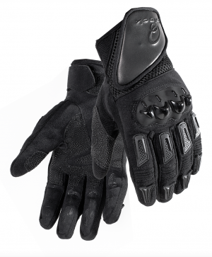 Black Terrain Short Motorcycle 52790106 MC GLOVES