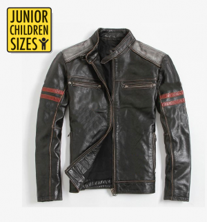 JUNIOR / KID TYRANNI MC SKIN JACKET JTJ-567