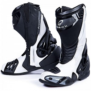 Black Venom 5043-0107 White Mc Boots