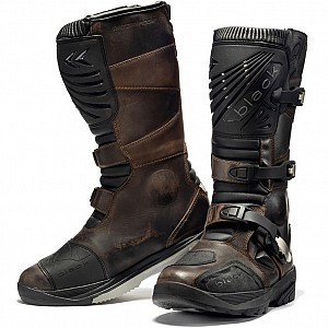 Black Rebel Adventure WP 5264 Motorcycle boots