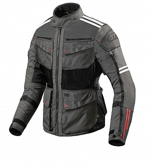 LADY ATA ROADWAY 365 TOURING DARKGREY Textile MOTORCYCLE JACKET