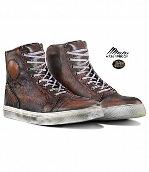VINTAGE WP RETRO BROWN SNEAKERS MC BOOTS