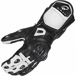 Black Raptor Kevlar White 5286 mc gloves