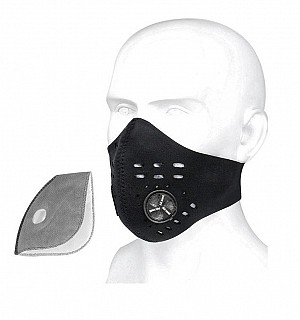 FACEMASK VENT NEOPREN WASHABLE FACE MASK