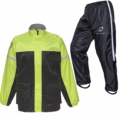 Black Specter Hi-VIS KiT Rainsuit Rain set