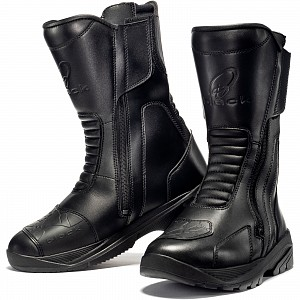 Black Route WP Touring 5275 Motorcycle boots