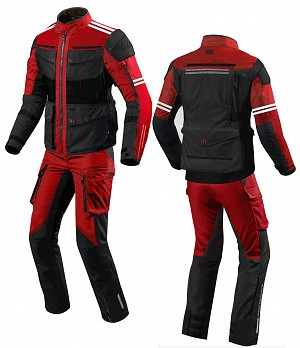 MADE TO MEASURE ROADWAY RED ALL WEATHER SET