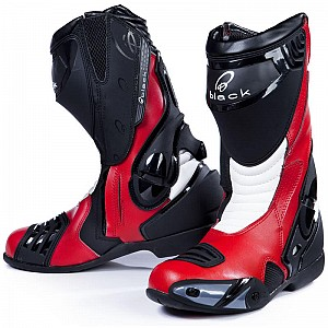 Black Venom 5043-0107 RED Mc Boots