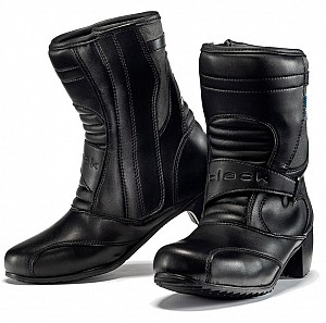 Black Lucy WP Ladies 5271 Ladies mc boots