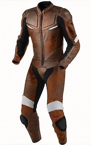 ATA FREEDOM BROWN 1-PIECE 9762 Leather Set