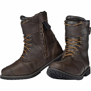 Black Heritage Brown Leather WP 2944 mc stövlar
