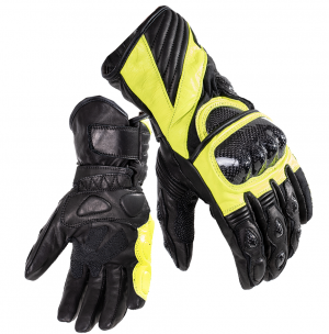 Black Element Thermal Leather HI-VIS 52782506 MC GLOVES