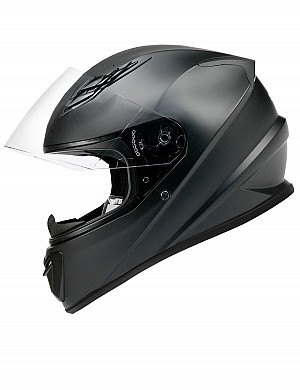 BNO INTEGRAL X4 BLACK MATT MC HELMET