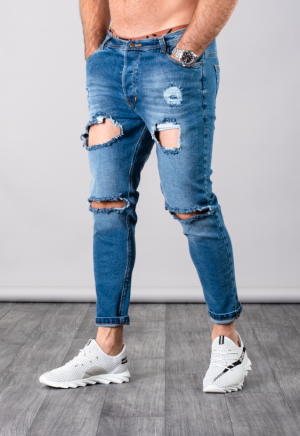SUPREME AV8 MAXRIP CARROT FIT JEANS