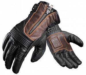 ATA HARLEY SEMISHORT CUSTOM MC GLOVES