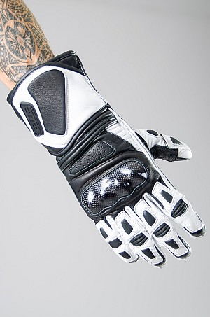 ATA FORCE Leather Motorcycle gloves