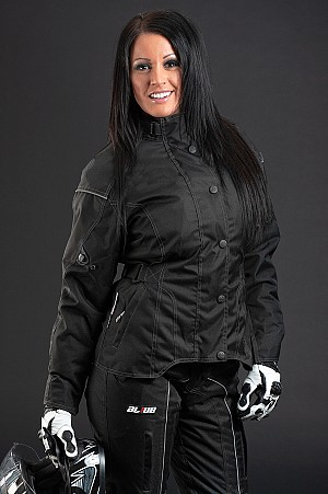 ATA LADY HIPORA MOTORCYCLE JACKET